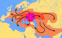 indo european migration